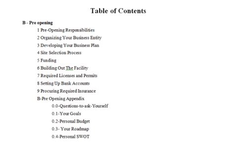 franchise operations manual template free tools to help you create a business operations manual