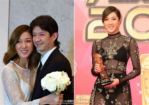 hong kong actress wedding hong kong actress linda chung s quick marriage speculated