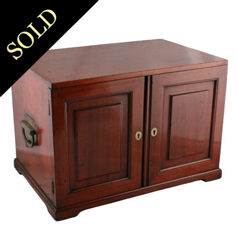 Coin Cabinet by Antique Coin Chest Coin Collectors Chest Coin Cabinet