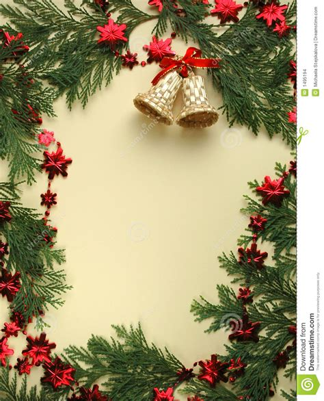 christmas frame stock images image 1495194