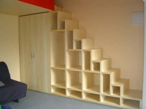 Garage Storage Stairs Storage Stairs For Garage To Attic House
