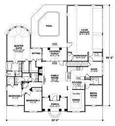 elegant and affordable living made possible by ranch floor small ranch house floor plans elegant and affordable