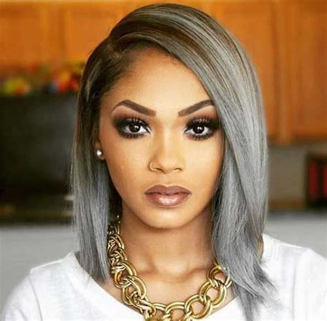 hair color black 50 25 new grey hair color combinations for black women the