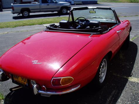 1966 Alfa Romeo Spider by 1966 Alfa Romeo Spider Other Pictures Cargurus