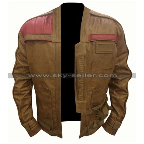 Jual Jaket Denim Custom the awakens wars finn boyega leather jacket