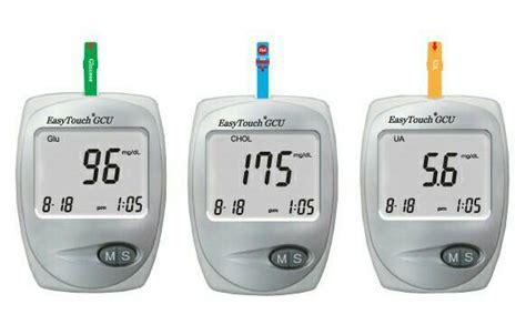 Alat Tes Gula Darah Digital pijat kaki asam urat pijat koo