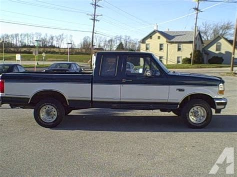 1995 Ford F150 For Sale by 1995 Ford F150 Xlt Supercab For Sale In Littlestown