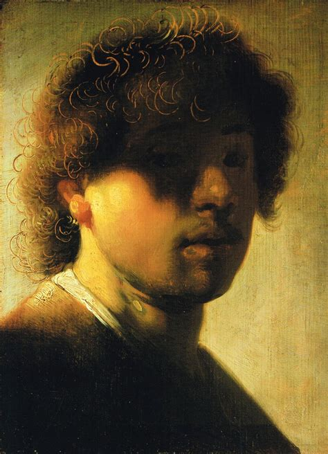 Rembrandt Essay by Essay 1 On The Absence Of Paint Muddy Colors