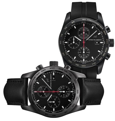 Porsche Design Watches by Porsche Design Timepiece No 1 Debuts Ablogtowatch