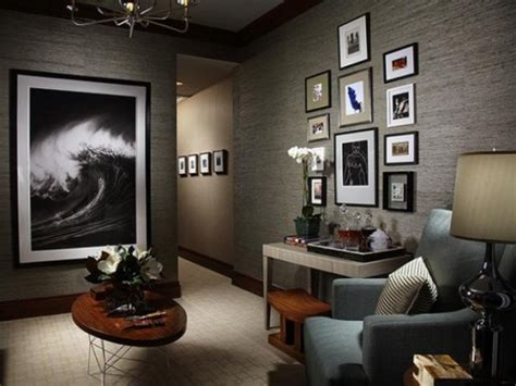 grey wallpaper masculine 60 awesome masculine living space design ideas in