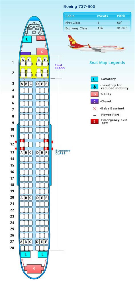 american airlines seating chart 737 hainan airlines aircraft seatmaps airline seating maps