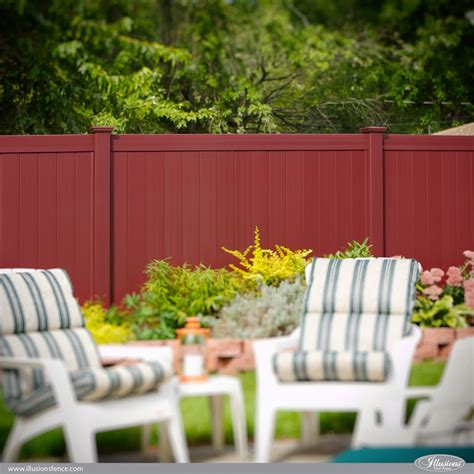 vinyl fence sections awesome illusions pvc vinyl fence ideas and images