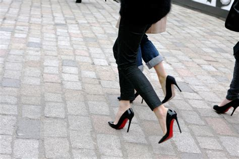 the of running in heels run the world how to master walking in high heels