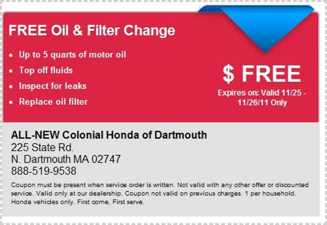 Bmw Oil Change Coupon   2017   2018 Best Cars Reviews