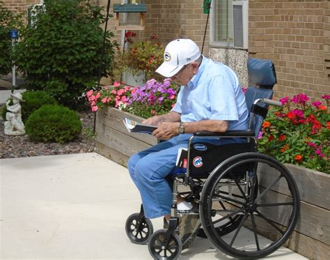 garden view nursing home home design ideas