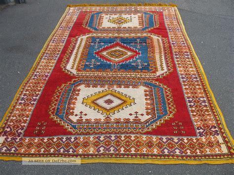 Teppich Marokko by Antiker Atlas Teppich Aus Marokko Sehr Seltenes Muster Ca