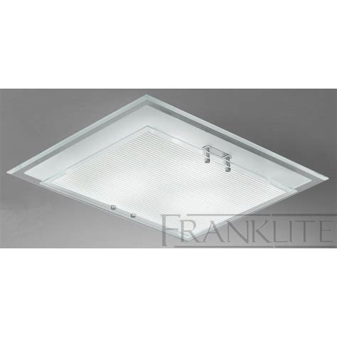 fl2211 4 flush ceiling wall bracket 4 light