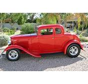 1932 FORD LITTLE DEUCE COUPE STREET ROD  21306