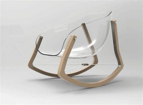 moderner schaukelstuhl schaukelstuhl 30 effektvolle modelle archzine net