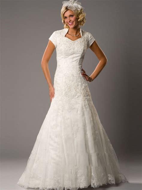 modest wedding dresses dressedupgirlcom