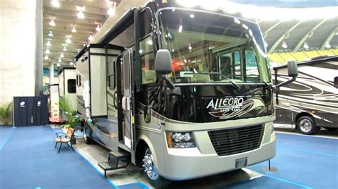 Show Homes Interiors by 2012 Allegro 34tga Motorhome Exterior And Interior At 2012