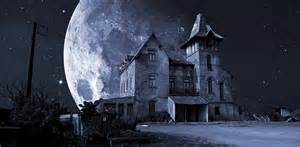 evolutionary psychology explains why haunted houses creep