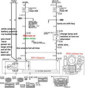 2001 Mitsubishi Montero Sport Alternator Problems My 2000 Mitsubishi Montero Sport 3 0 S Battery Isn T