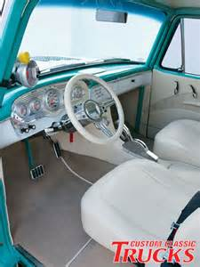 Truck Interior Accessories Ford 1965 Ford F 100 Custom Classic Trucks Rod Network