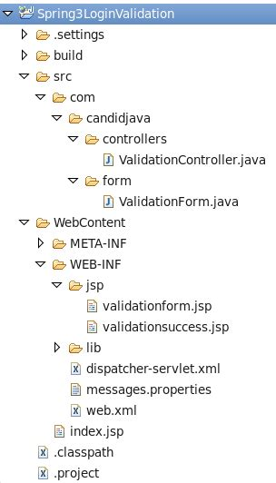 pattern validation in spring spring mvc form validation with