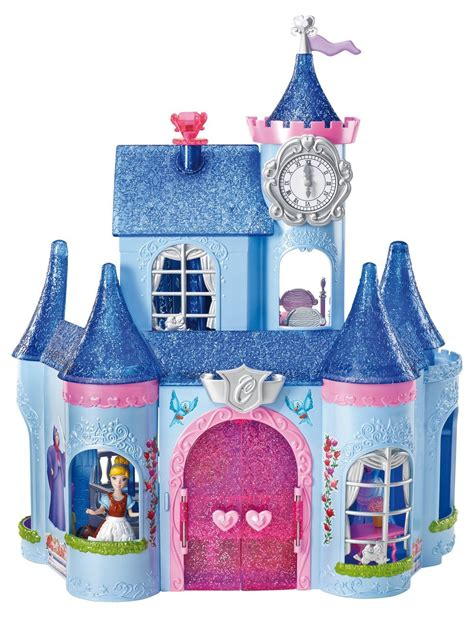 cinderella magic clip castle doll house deal 40 off cinderella magic clip castle doll house 29 93 life food family