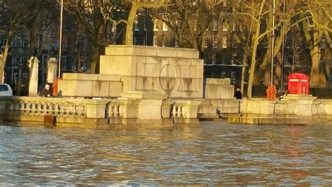 thames river today parts of london under water after the river thames bursts
