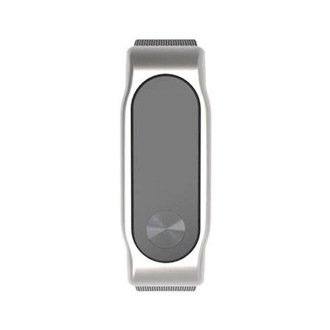 Mijobs Milan Stainless Steel Wrist Xiaomi Mi Band Unix xiaomi mi band 2 smart bracelet