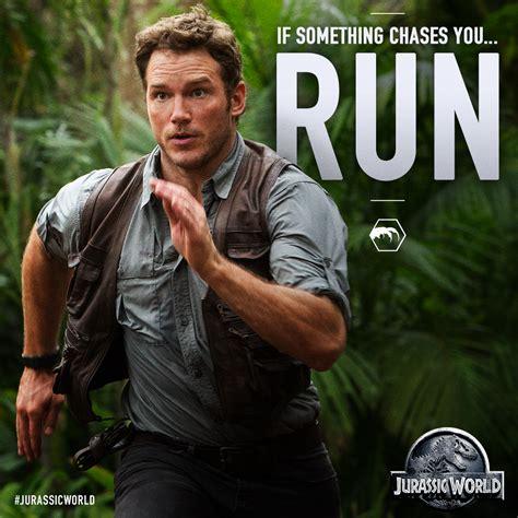 quotes film jurassic world chris pratt featured in new jurassic world promo image