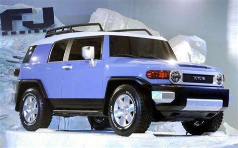 2018 fj cruiser redesign 2018 toyota fj cruiser redesign autosduty