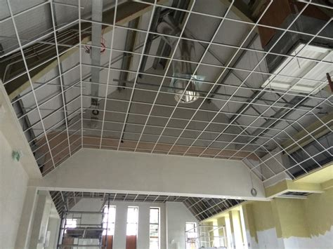 ceiling t bar suspended ceilings drywall and t bar landville drywall