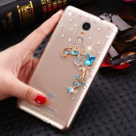 Buy Designer Golden Flowers Xiaomi Redmi 3s Prime Back Cover aliexpress buy 150 8 65 76mm blue butterfly flowers