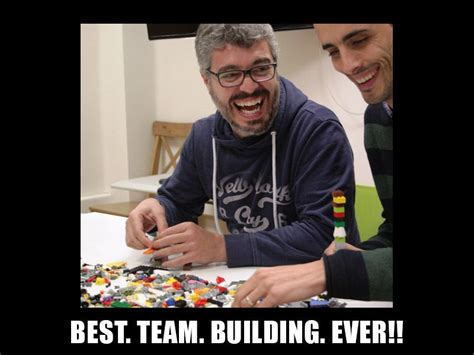 Building Memes - 10 team building memes to brighten your day es cultura
