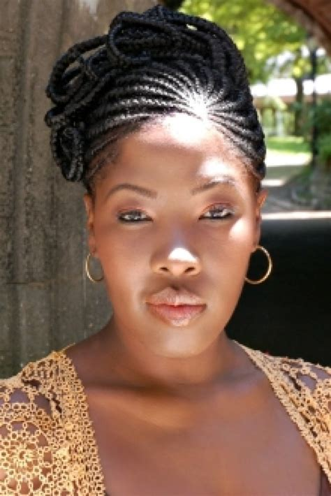 african hairstyles for weddings back braids for african american wedding hairstyle