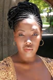 elegant hairstyles for african hair back braids for african american wedding hairstyle
