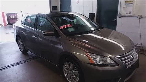 nissan for clunkers brand new fully loaded 2015 nissan sentra sl last