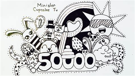 doodle tv 50 000 abone 214 zel doodle 199 izimi
