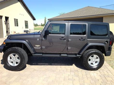 Jeep Az 2014 Jeep Wrangler Unlimited For Sale Indewey Az