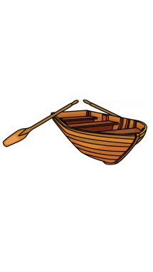 row boat drawing easy how to draw a wooden boat easy step by step drawing tutorial