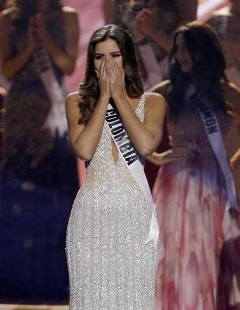 missuniversopage miss universo 2015 newhairstylesformen2014 com miss colombia paulina vega crowned miss universe 2014