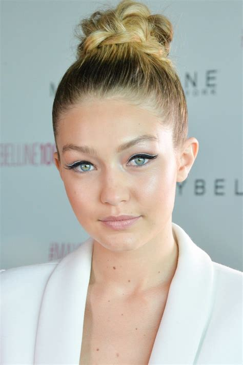 gigi hadid hairstyles 10 cute summer hairstyles for when it s so hot you can t