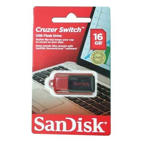 Memory Flash Disk 16gb Sandisk jual sandisk cruzer switch flashdisk 16gb harga dan