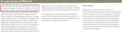 Musterschreiben Bgh Urteil Bearbeitungsgebühr Kredit Relevante Links Vodafone Widerruf Muster Adressen Konditionen So Klappt Der Widerruf Das
