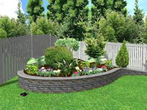 Small Sloped Backyard Ideas Landscape Low Maintenance Ideas For Front Of House Sloped And Small Backyard With Shed