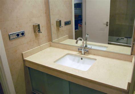 encimeras para lavabos reforma de bao encimera de lavabo sannicola