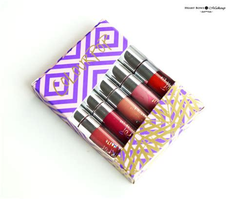 Colourpop Ultra Matte Liquid Lipstick Foxy Mini Kitssets colourpop ultra matte to go foxy set review swatches